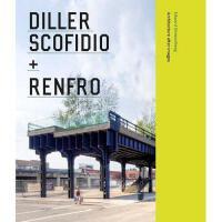 【预订】Diller Scofidio + Renfro: The Graphic Design of the