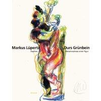 【现货】德语原版 德国艺术家马库斯.吕沛尔兹 作品集 Markus Lüpertz - Durs Grünbein