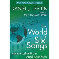 【预订】The World in Six Songs: How the Musical Brain