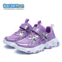 哆啦A�敉�鞋�\�有�休�e�W面透�饪ㄍ�可��2020新款秋季男女童中童DL5303932