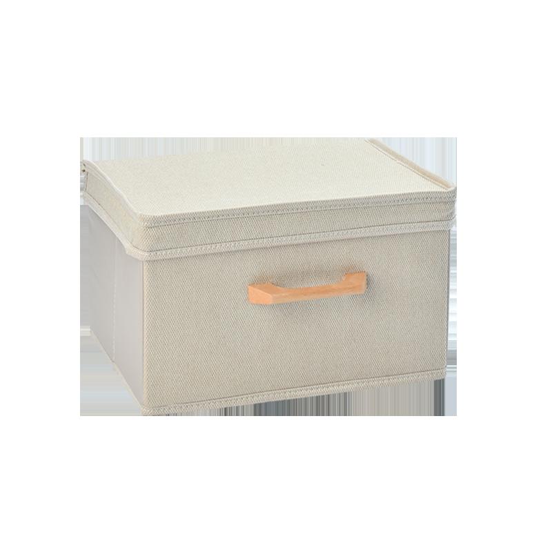 网易严选 连盖收纳盒连盖设计,超大容量