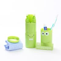 旅行洗漱套装洗漱包牙刷盒毛巾便携洗漱用品漱口杯出差旅游用品