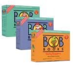 (300减100)Bob Books Set 4-6 鲍勃阅读启蒙英文原版 3盒合售 Early Readers 阅读