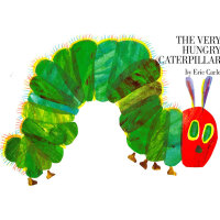 The Very Hungry Caterpillar 好饿的毛毛虫ISBN9780399256738