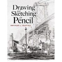 【预订】Drawing and Sketching in Pencil