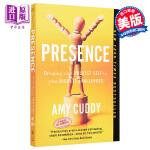 【中商原版】姿势决定你是谁 英文原版 Presence:Bringing Your Boldest Self to Y