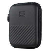WD/西部数据 2.5寸移动硬盘包 移动硬盘保护套 防水防震硬盘包