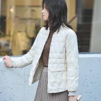 轻薄羽绒服女短款女士薄款韩版宽松时尚小款轻便薄外套潮