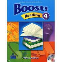 【预订】Boost Reading Stu Book 4