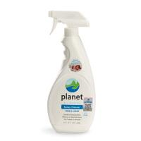 美国planet多功能清洁剂厨房浴室清洁液650ml婴儿床玩具清洁剂液