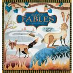 Aesop's Fables (Pop Up Books) 英文原版 伊索寓言立体书