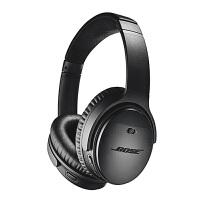 Bose QuietComfort35 无线耳机II-黑色 QC35II头戴式蓝牙耳麦 降噪耳机 蓝牙耳机