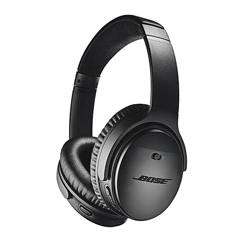 Bose QuietComfort35 无线耳机II-黑色 QC35II头戴式蓝牙耳麦 降噪耳机 蓝牙耳机 用礼品卡购买BOSE耳机,上当当自营,售后无忧!