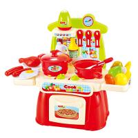 儿童厨房玩具套装仿真厨具做饭3-6岁5-7-8女童女孩煮饭过家家宝宝
