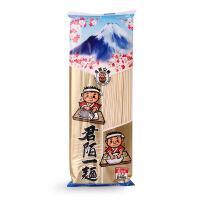 日本君陌一面 宝宝面条进口辅食儿童面条营养健康小麦细面条 240g