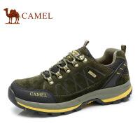 camel骆驼户外登山鞋 新款 情侣款徒步越野户外登山鞋