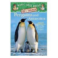 英文原版儿童书 Magic Tree House Research Guide #18: Penguins and A