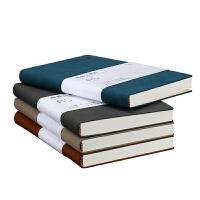 复古笔记本子记事本a5笔记本文具B5简约记录本