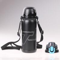 户外水壶保温瓶双层不锈钢 家用旅行 水杯暖壶暖瓶大容量真空保温保冷骑行装备