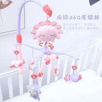 0-12个月婴儿床铃音乐新生宝宝床头旋转摇铃挂件玩具