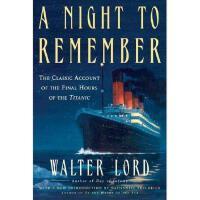 【预订】A Night to Remember Y9780805077643