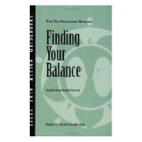 【预订】Finding Your Balance??