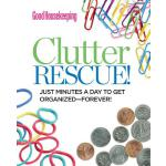 【预订】Good Housekeeping Clutter Rescue!: Just Minutes a Day t