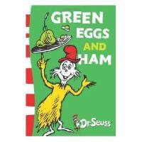 英文原版Green Eggs and Ham [平装] [2003] Dr. Seuss苏斯博士:新鲜的鸡蛋和火腿