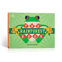 【全店300减100】英文原版进口图鉴/图解 热带雨林之书 The Rainforest Book 扩展阅读科普百科 1