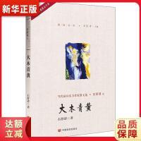 大木青黄 石舒清 中国言实出版社
