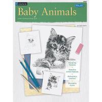 【预订】Baby Animals: Learn to Draw Step by Step