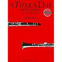 【预订】A Tune a Day for Clarinet, Book 2