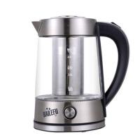 家用电热水壶电水壶煮茶器黑茶电煮茶壶玻璃花茶壶