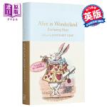 【中商原版】Collectors Library系列:爱丽丝梦游仙境日记 英文原版 Alice in Wonderla