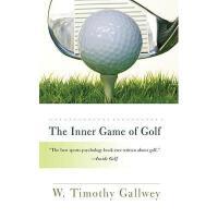 【预订】The Inner Game of Golf