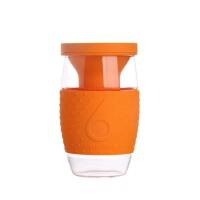 男女双层水杯办公室花茶杯玻璃杯过滤泡茶杯子