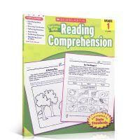 能赢阅读1年级阅读理解Scholastic Success with Reading Grade 1 训练册 英文原版