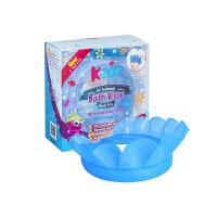 护耳小孩洗发 儿童浴帽宝宝洗头帽可调婴儿洗澡帽