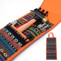 地钉布包锤子风绳钉套装手提包袋户外工具包帐篷钉收纳包
