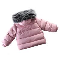 宝宝冬装男4一1-3岁婴幼儿童2018冬季女童棉袄外套羽绒棉衣服新款