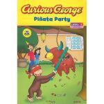【预订】Curious George Pinata Party