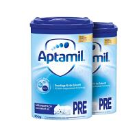 原装进口 保税仓发货 Aptamil 德国 爱他美 婴幼儿奶粉 Pre段 0-3个月 800g效期到18年11月