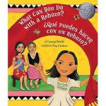 【预订】What Can You Do with a Rebozo? / Que Puedes Hacer