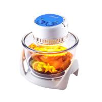 烤箱电炸锅煮食家用空气炸锅光波炉热波炉 红色