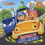 【预订】Umicar's Big Race (Team Umizoomi)