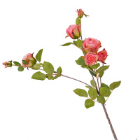 客厅装饰玫瑰假花仿真花摆设