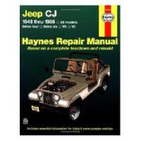 【预订】Jeep Cj 1949 Thru 1986: All Models