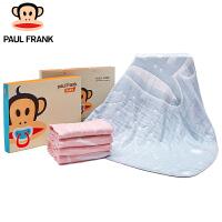 PBW17730*嘴猴(Paul Frank) 婴儿毛毯 婴童被子 植物染四季毯120cm*120cm