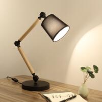 创意led护眼小台灯插电书桌大学生宿舍寝室阅读卧室床头灯
