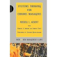 【预订】Systems Thinking for Curious Managers: With 40 New